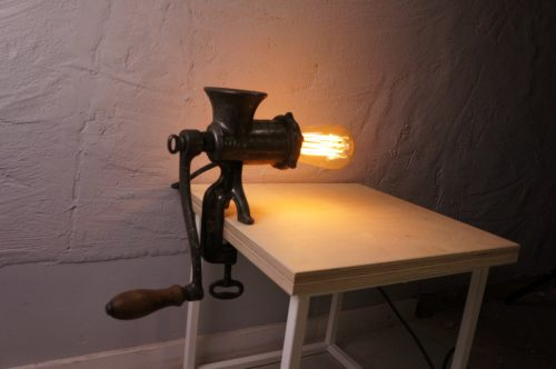 Butcherlight lamp