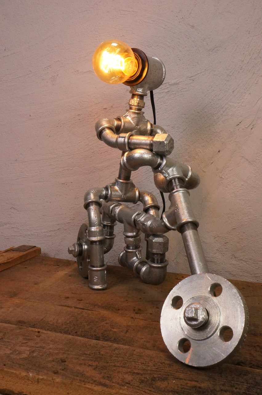 Easy rider lamp