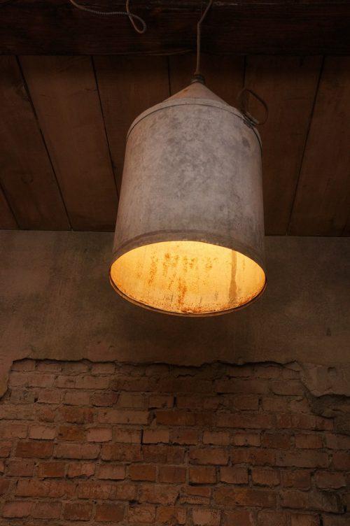Petrol Maxi lamp